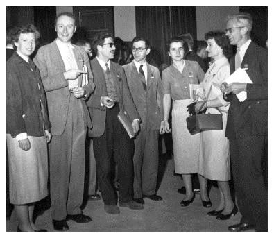 Francis Crick, Aaron Klug, Rosalind Franklin