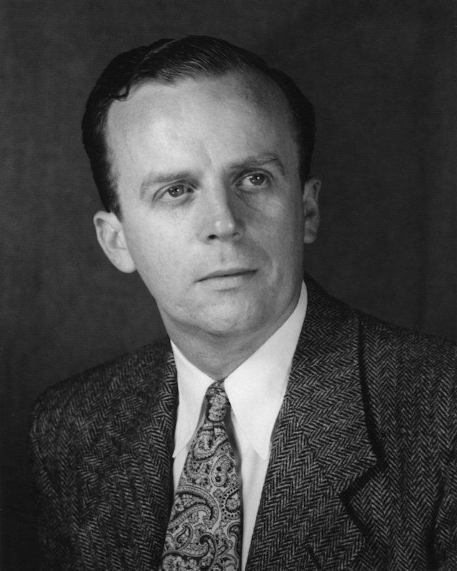 J. C. R. Licklider, el «padre de internet». Fuente: Computer History Museum