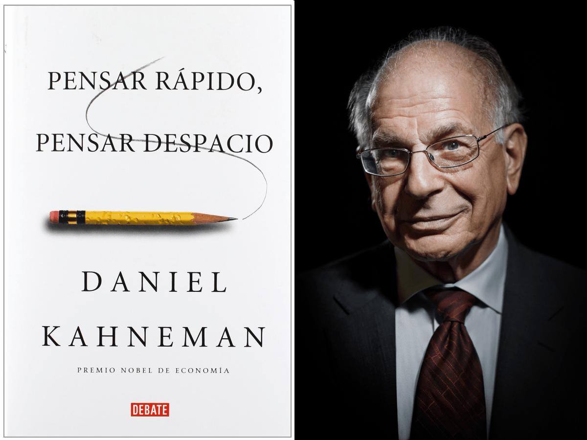 Daniel Kahneman + libro