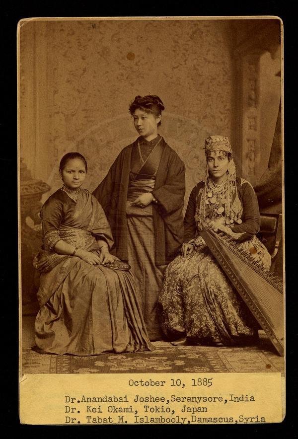 Tres doctoras pioneras (1885) | Por amor a la ciencia