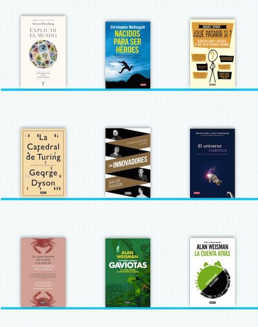 Biblioteca de Por amor a la ciencia