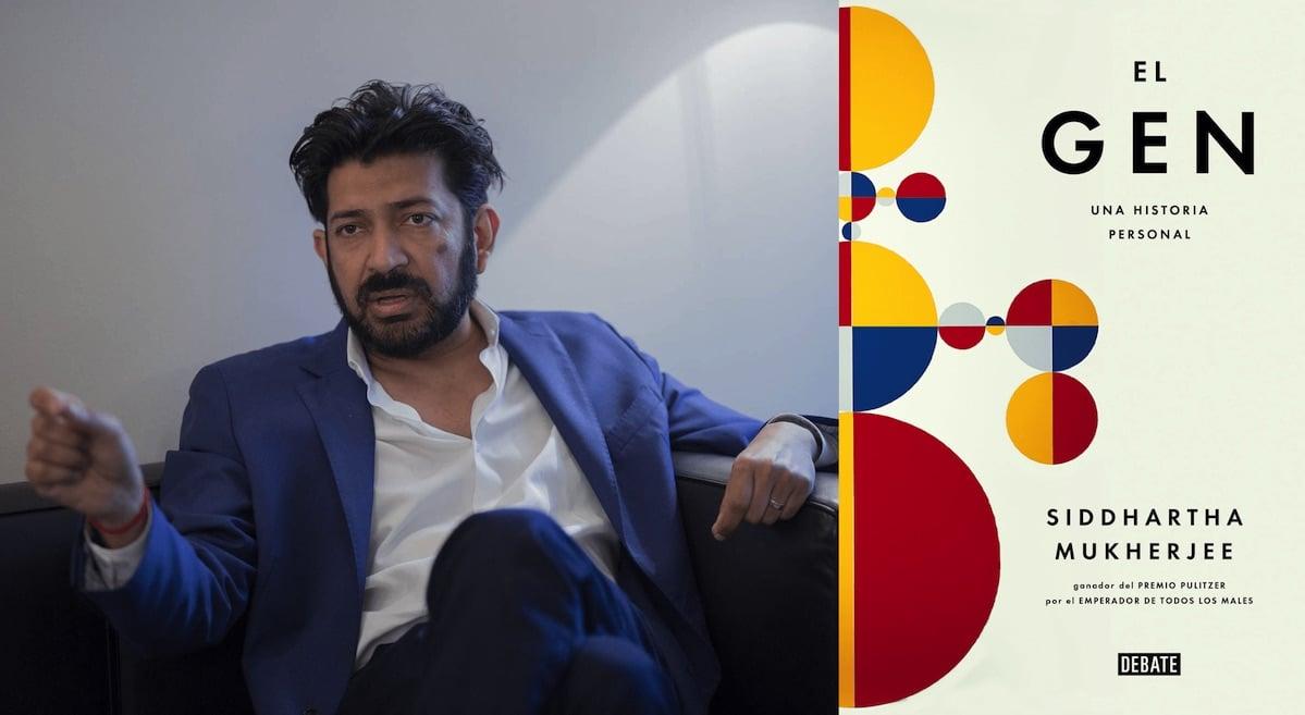 Siddhartha Mukherjee – El gen. Una historia personal