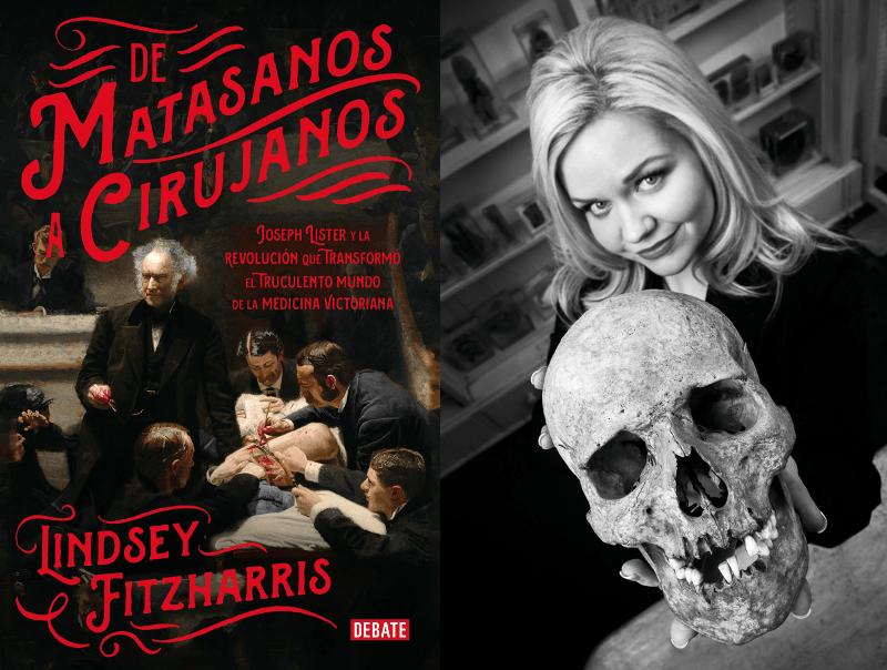 Lindsey Fitzharris - De matasanos a cirujanos