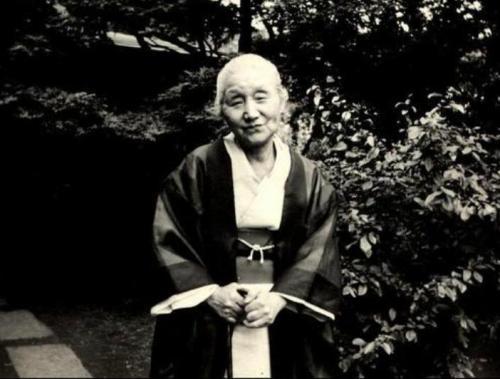 Keiko Okami a los 80 años  (1939) | Por amor a la ciencia