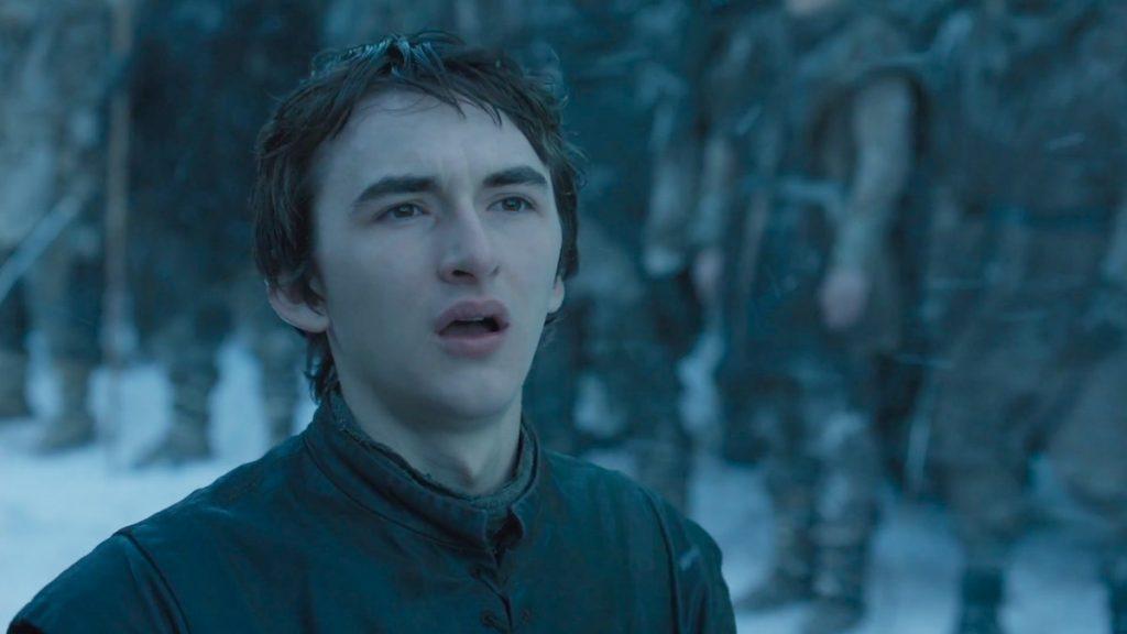 Bran Stark sorprendido |Por amor a la ciencia
