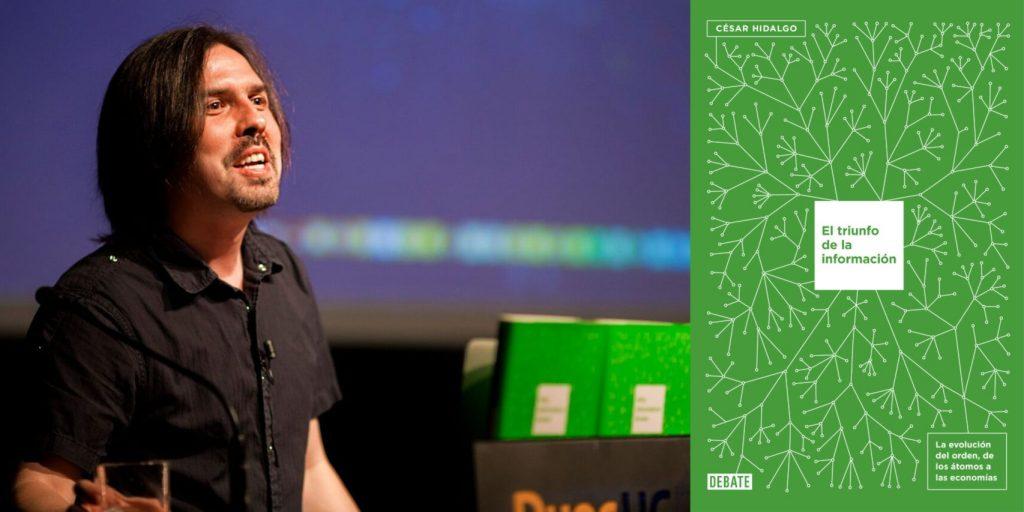 César Hidalgo, autor de «El triunfo de la información»